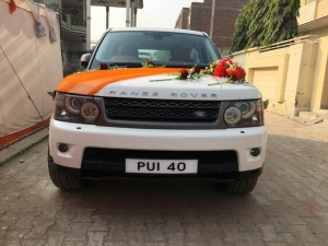 Range Rover for marriage