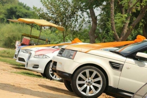 Book Luxury cars in Punjab