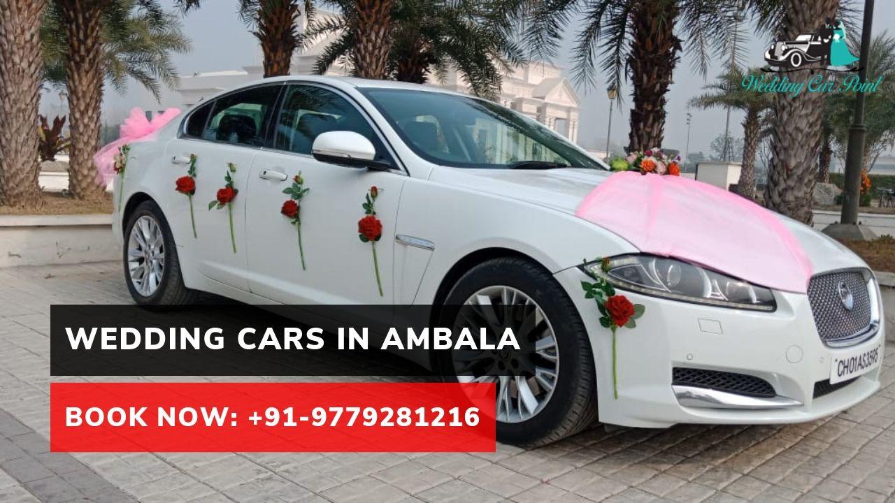 wedding cars in Ambala