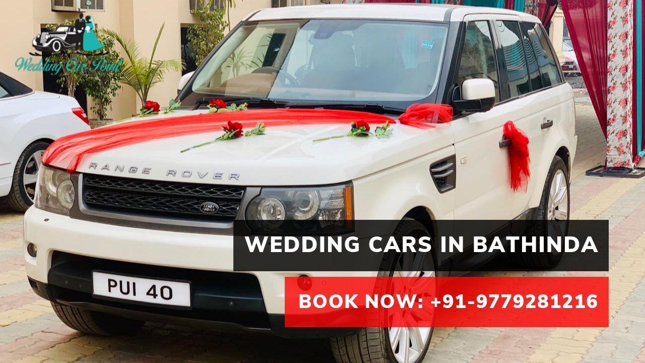 wedding cars in bathinda