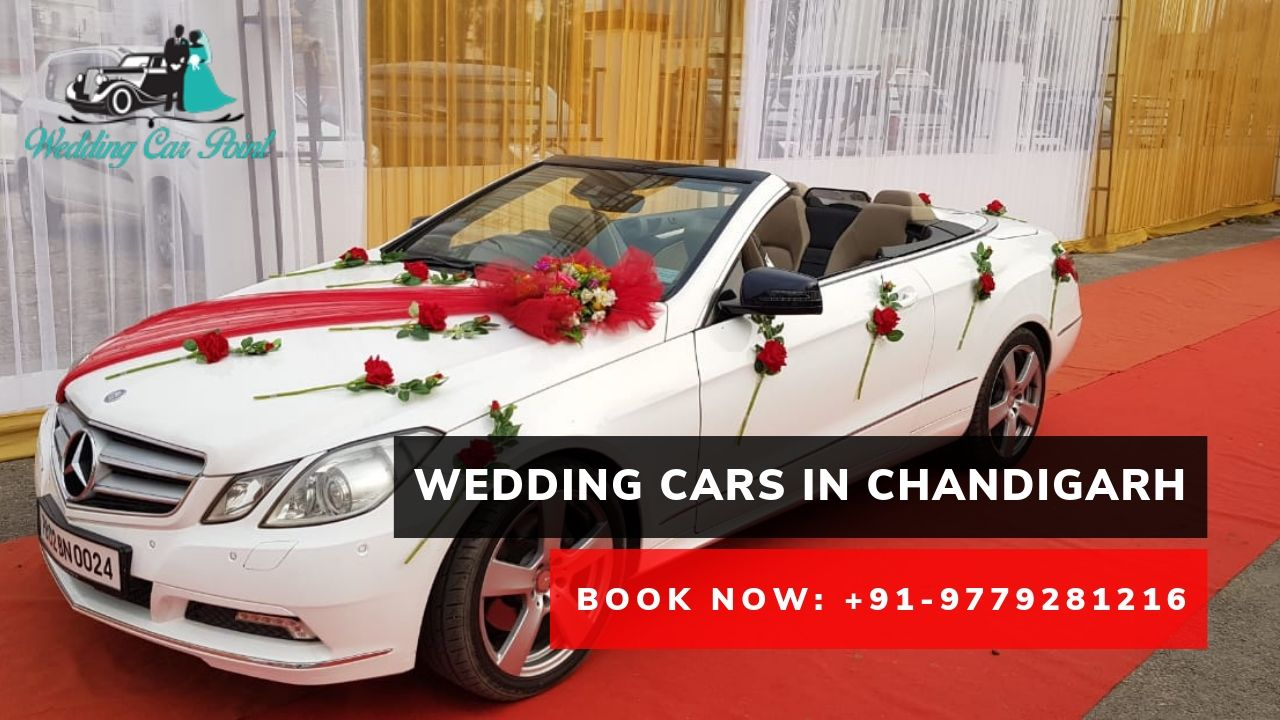 wedding cars in Chandigarh