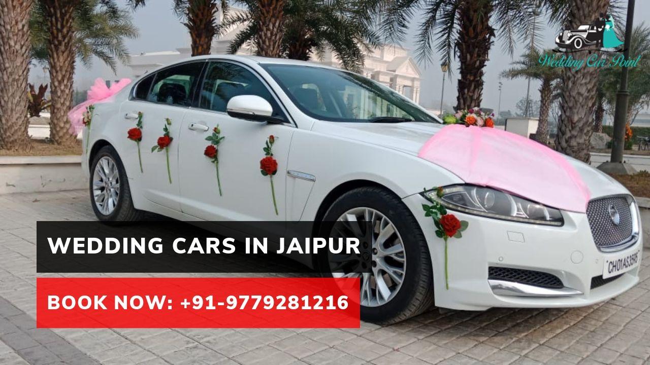 wedding cars in jaipur