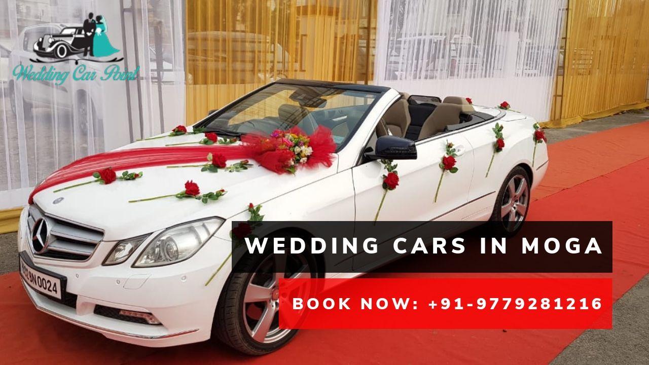 wedding cars in moga