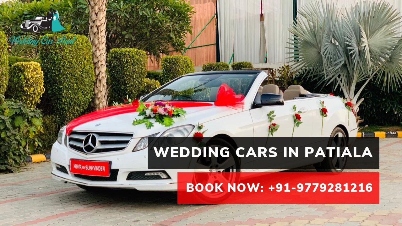 wedding cars in patiala