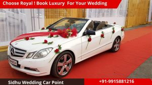Hire Luxury Car For Wedding